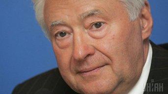 Бывший директор Чернобыльской АЭС Михаил Уманец. Архивное фото