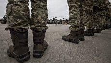 Военный полигон в Чугуеве. Архивное фото