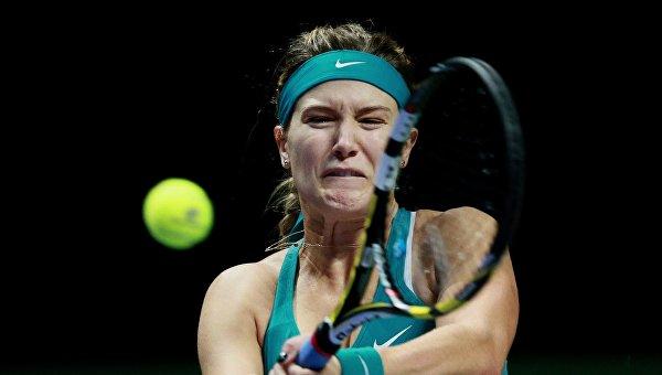 Мария Шарапова одержала победу впервом матче после дисквалификации