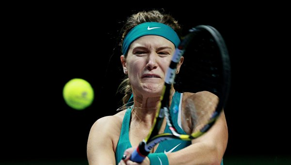 Мария Шарапова вышла вполуфинал турнира WTA вШтутгарте