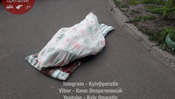 ВКиеве наОболони случилось беспощадное убийство