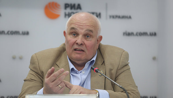 Президент Всеукраинской ассоциации операторов рынка безопасности Сергей Шабовта