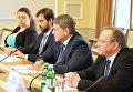Встреча Игоря Насалика с руководством Westinghouse