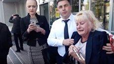 В Виннице после сессии подрались две женщины-депутаты