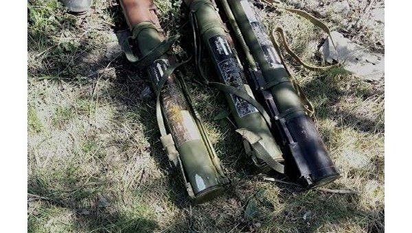 СБУ обнаружила тайник с гранатометами на пути участников Кубка Украины по мотокроссу
