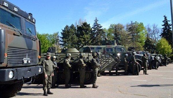 ВОдессе запретили проводить митинги около Дома профсоюзов
