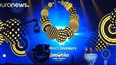 Евровидение в жовто-блакитных цветах