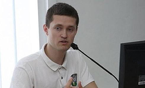 Начальник отдела учета и сохранения мест памяти Украинского института национальной памяти Павел Подобед
