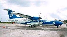 Кубинский самолет Ан-26 компании Aerogaviota