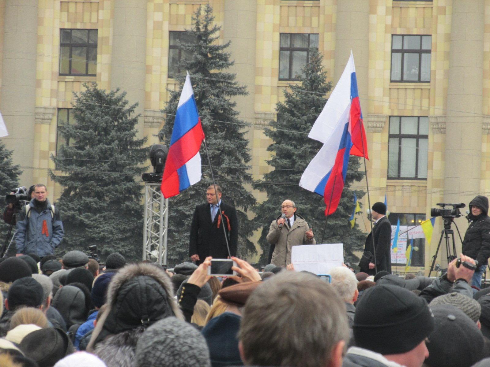 Вандали облили фарбою пам'ятник УПА в Харкові - Цензор.НЕТ 1470