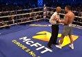 Нокаут Кличко в 11 раунде в поединке с Джошуа. Видео