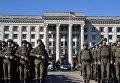МВД в Одессе готовится ко 2 мая: смотр спецназа полиции и Нацгвардии