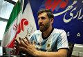 Иранец Риза Перестес - двойник Лионела Месси