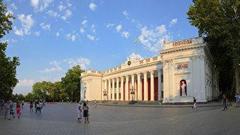 Одесский горсовет. Архивное фото