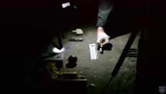 Возле Куликового поля в Одессе найден рюкзак со взрывчаткой. Видео