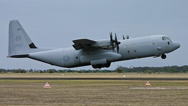 Самолет C130-J