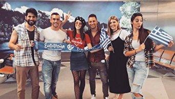 Представитель Греции на Евровидении Demy
