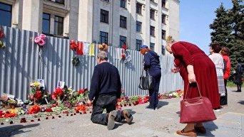 Ситуация в Одессе 2 мая
