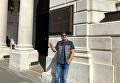 Владимир Кличко в Лондоне