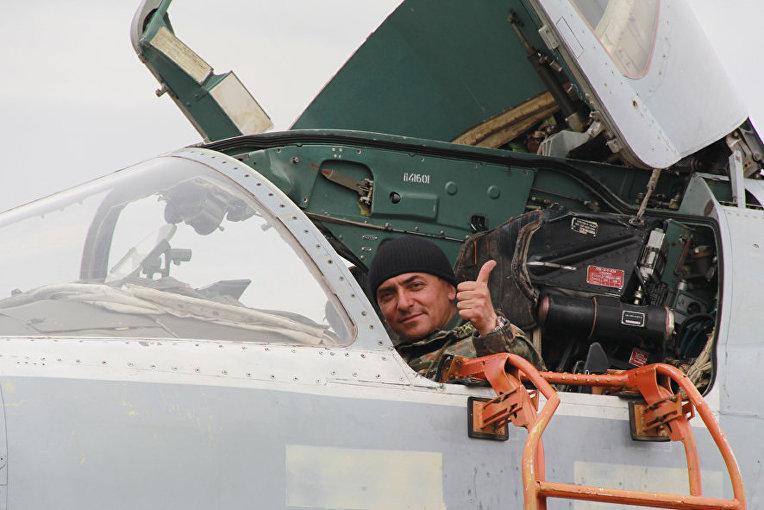 Под Луцком бомбардировщики ВВС Украины готовятся противодействовать ПВО