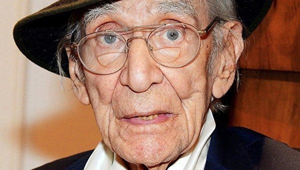 ВГермании скончался один изстарейших актёров мира Лукас Амманн