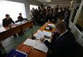 Суд по обвинению экс-президента Украины Виктора Януковича в государственной измене