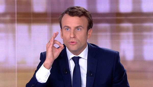 Впроцессе 2-го тура выборов президента Франции победит Макрон— Социологи