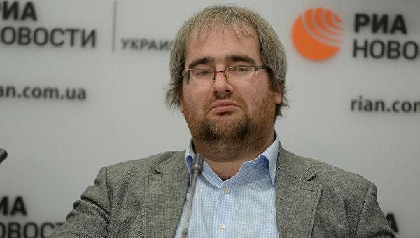 директор Фонда гуманитарных стратегий Дмитрий Корнейчук