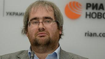 директор «Фонда гуманитарных стратегий Дмитрий Корнейчук
