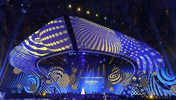 Репетиция участников Евровидения-2017