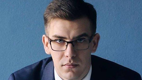 Политический эксперт Сергей Быков. Архивное фото