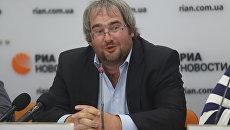 Политический аналитик Дмитрий Корнейчук