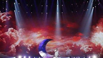 Репетиция участников Евровидения