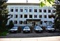 Здание полиции Марьинки