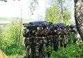 Во Львовской области перезахоронили останки погибших в 1944 г красноармейцев