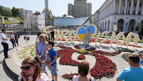 Фингарантии Украины наЕвровидение на €15 млн арестовали вШвейцарии