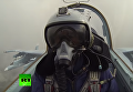 Тренировка авиации перед парадом Победы в Москве