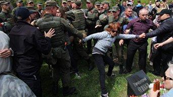День Победы в Одессе: драки, провокации и задержания