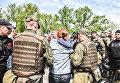 Число задержанных в Одессе возросло