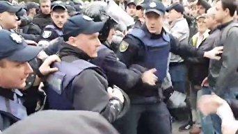 Стычки в Харькове в День Победы