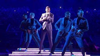 Первый полуфинал Евровидения-2017 стартовал в Киеве