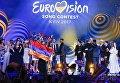 Первый полуфинал Евровидения-2017