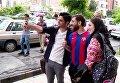 Иранский двойник Месси выдает себя за звезду Барселоны