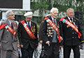 Праздничные мероприятия в честь Дня Победы в Донецке