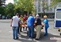 Драка в Николаеве в День Победы