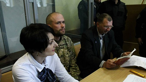 Суд по делу активиста ОУН из Белоруссии Василия Парфенкова