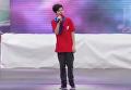 Скандалы Евровидения-2017: появилось видео с выступлением болгарина в Крыму. Видео
