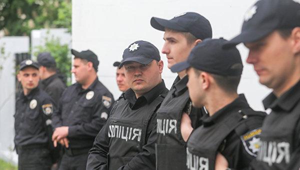 Матч Украина— Хорватия. Наулицы украинской столицы выйдут 3800 правоохранителей