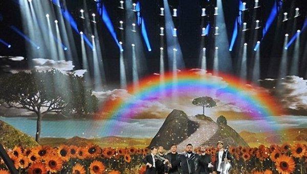 Второй полуфинал Евровидения-2017