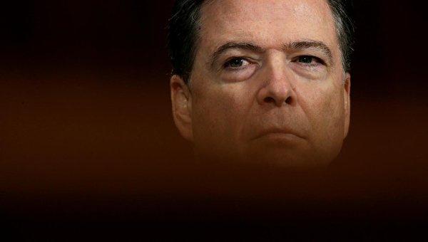 Экс-глава ФБР пишет книгу своспоминаниями оТрампе